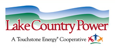 lake country power logo