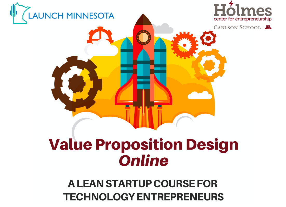 Event Promo Photo For Launch Minnesota Value Proposition Design Course