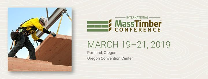 The International Mass Timber Conference Photo - Click Here to See