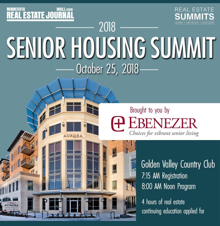 Senior Housing Summit Photo - Click Here to See
