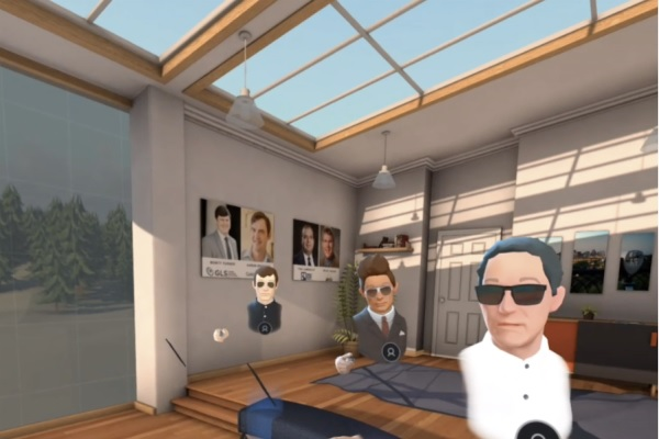Attracting business through virtual reality Photo - Click Here to See