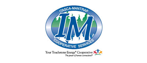 Itasca-Mantrap Cooperative Electrical Association logo