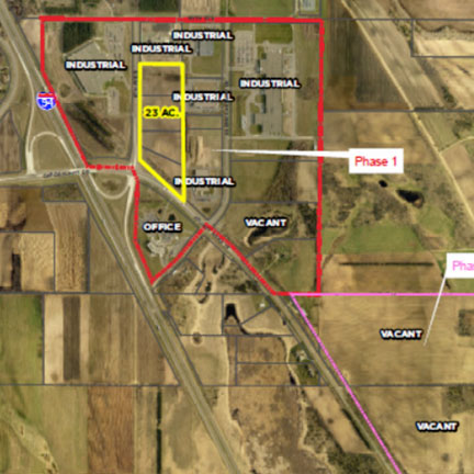 Main Photo For 8th Avenue/I-94 Business Park Data Center Site (St. Cloud, MN)
