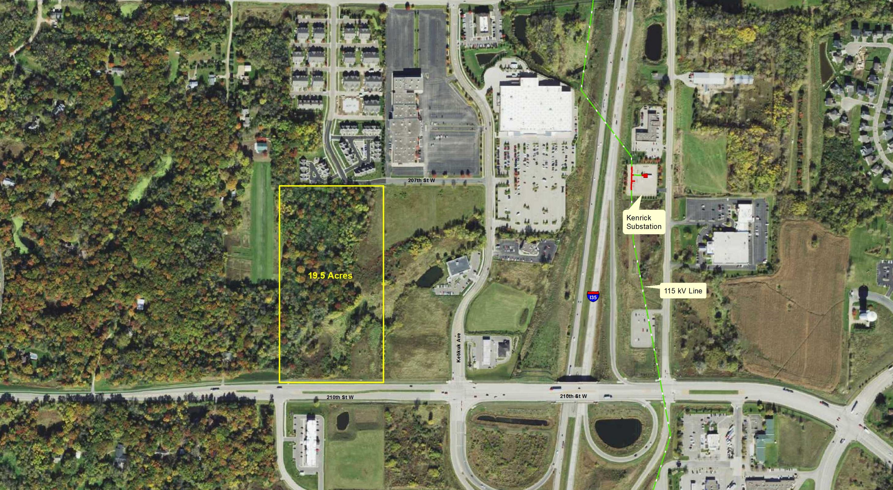 Main Photo For Lakeville Commerce Center Data Center Site (Lakeville, MN)