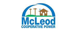 McLeod Cooperative Power logo